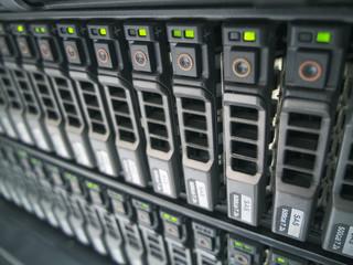 The Hard drives