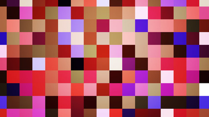 Background of squares.