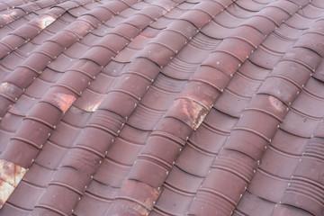 rusty barrel roof