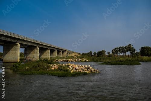 Thamirabarani river photo