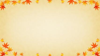 紅葉の背景、秋のイメージ