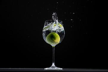 Limette Splash
