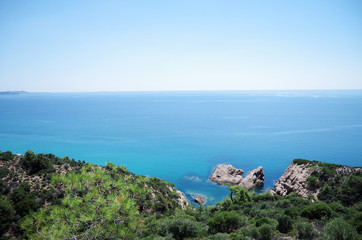 Mediterranean Lagoon