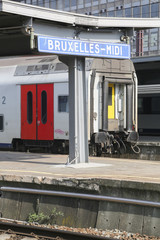 Brussels South Railway Station