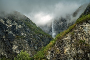 Fotomurales - Scenic Norwegian Nature