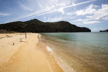 Abel Tasman New Zealand beach 3