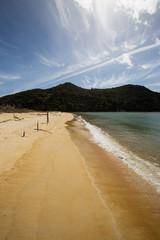 Abel Tasman New Zealand beach 1