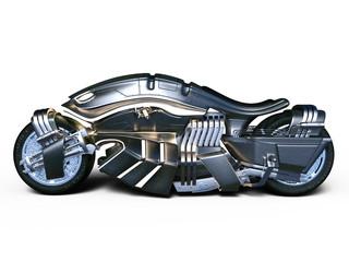 未来的二輪自動車