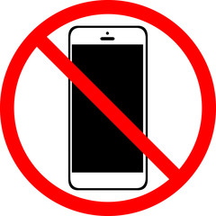 Do not use the phone
