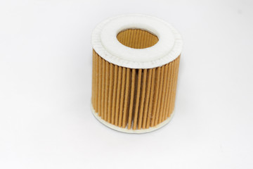 Oil filter for an internal combustion engine