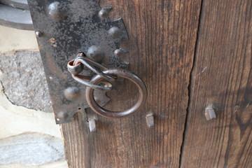 korea oldhouse door handle