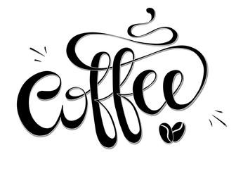 Coffee hand drawn vector illustration
