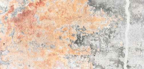 Papiers peints Graffiti Texture of street old plaster wall for background.