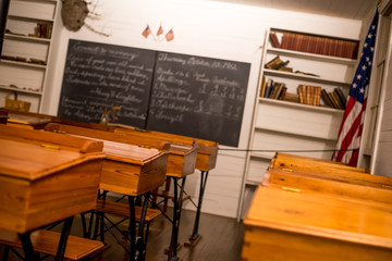 Antique School Room