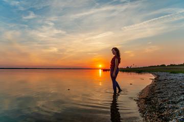 Paya | Danube Sunset in Jeans