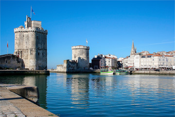 Photo sur Aluminium Port Port La Rochelle