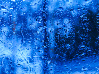 Textura gotas de Lluvia
