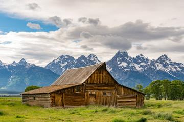 Historic T.A. Moulton Barn
