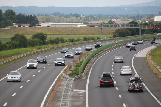 Zagreb motor way bypass