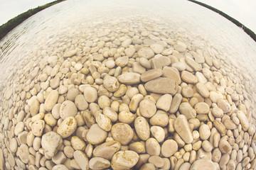 Limestones in Water