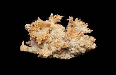 druze of calcite