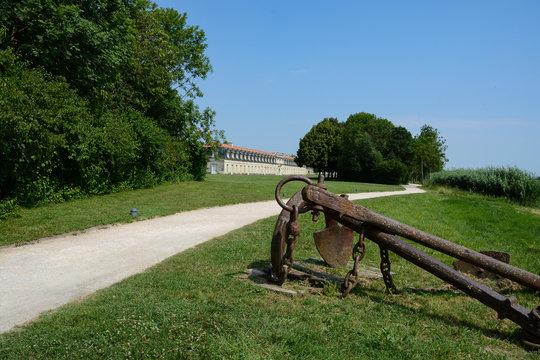 Corderie Royale à Rochefort