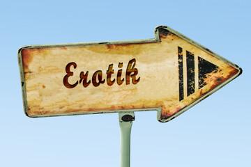 Schild 328 - Erotik