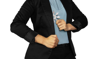 business donna arma segreta