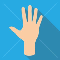 Hand Sign Icon