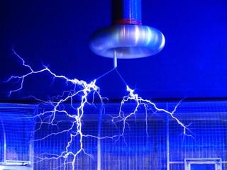 Electricity discharging