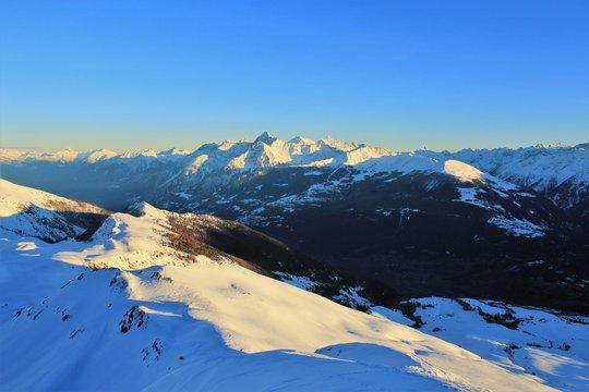 Pila et Mont Emilius