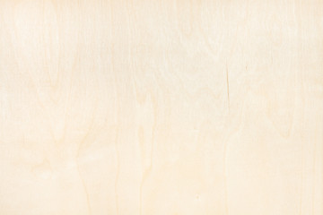 background from natural birch plywood Wall mural