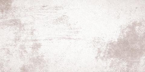 Fotobehang - Blank grunge brown cement wall texture background, interior design background, banner
