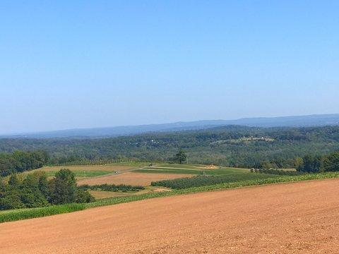 Farmland in Connecticut