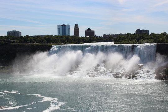 Niagara Falls, Canada, NY