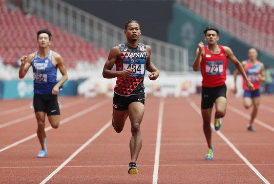 Athletics - 2018 Asian Games - Men's 400m Qualification