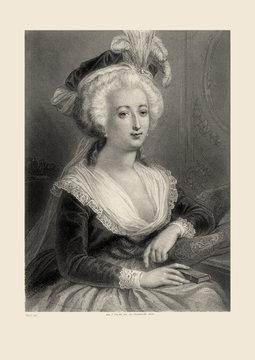 Les femmes célèbres: Marie-Antoinette