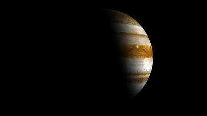 Wall Mural - Юпитер 1/4 alpha