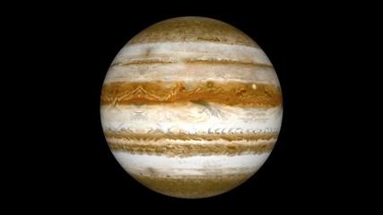 Wall Mural - Юпитер полный alpha