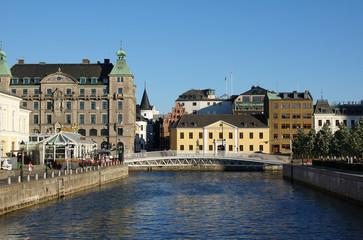 Brücke in Malmö