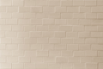 Porcelain tile texture pattern detail wall background sepia cream beige brown pastel color