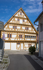 Gebäude in Waiblingen, Germany
