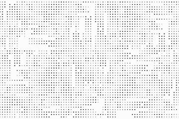 Vector halftone dots. Halftone background.