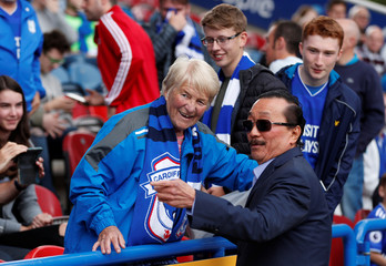 Premier League - Huddersfield Town v Cardiff City