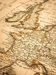 古地図 フランス