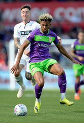 Championship - Swansea City v Bristol City