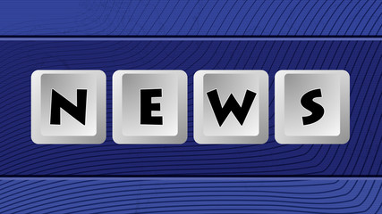 News Keyboard Buttons 025