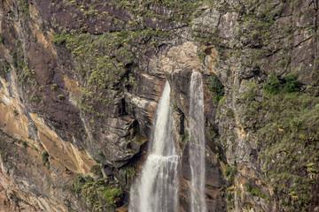 Waterfall of the board - brazil