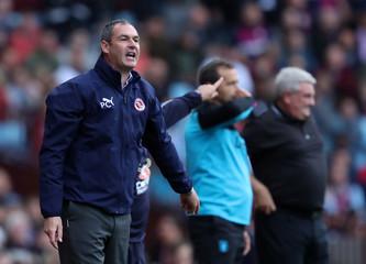 Championship - Aston Villa v Reading