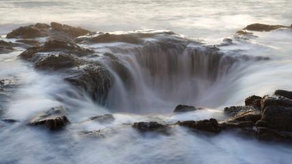 Thor's well, Oregon.